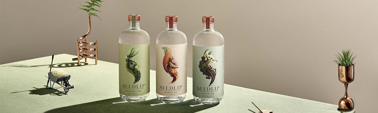 Seedlip Non-Alcoholic Spirits