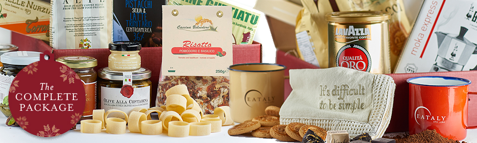 Bring Home an Italian Gift Box