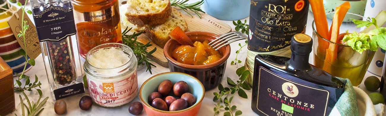 Extra Virgin Olive Oil & Vinegars