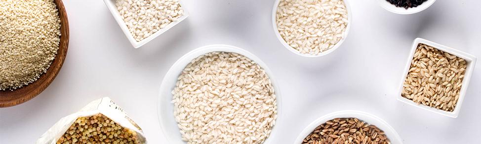 Alternative Grains & Gluten Free