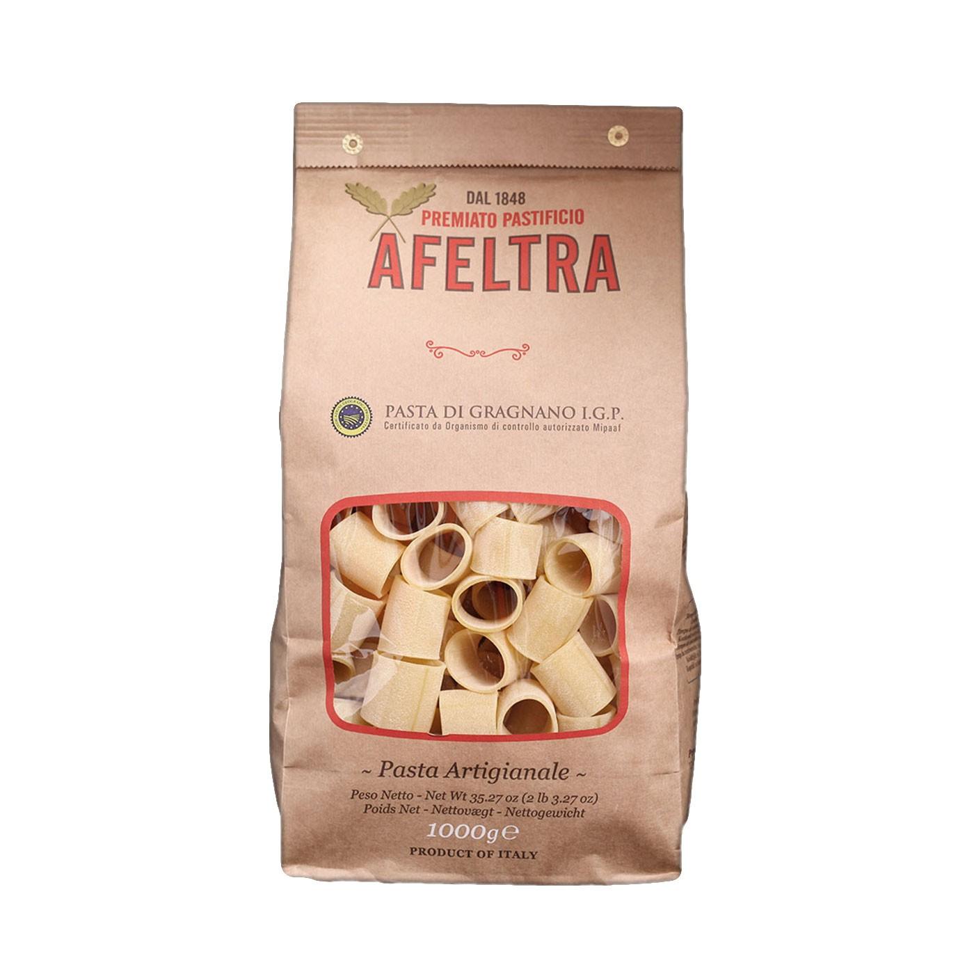Mezzi Paccheri 35.5 oz - Afeltra