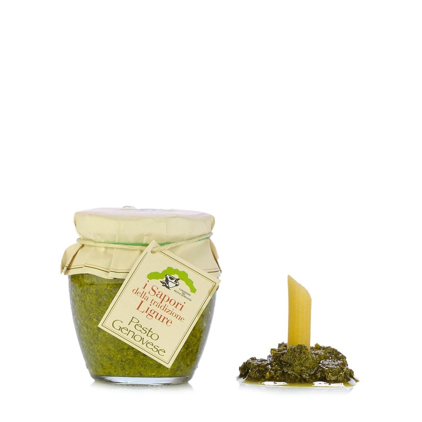 Basil Genovese Pesto 3.17 oz