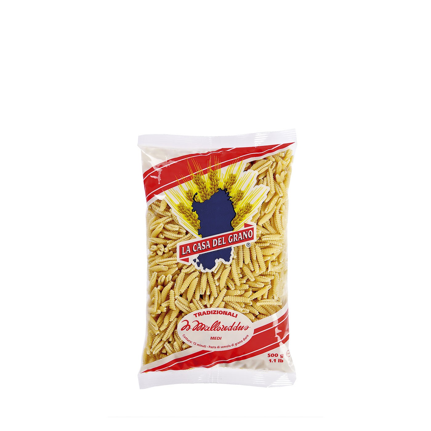Medium Malloreddus Pasta