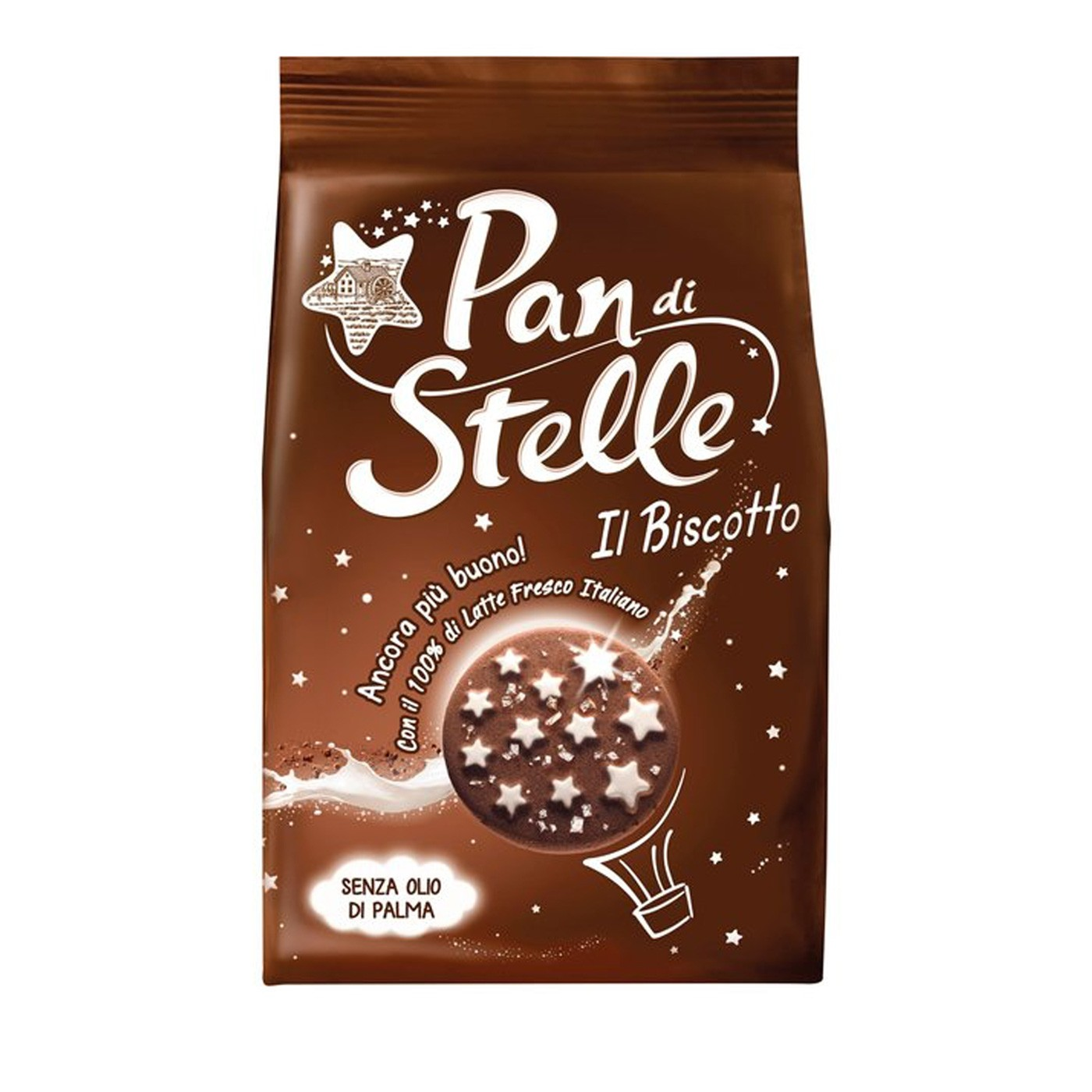 Pan Di Stelle Cocoa Cookies 24 oz