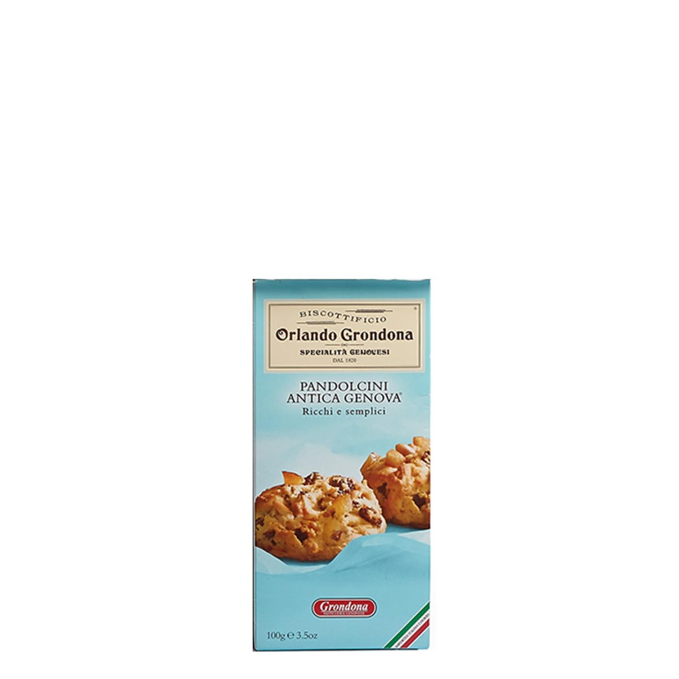 Pandolcino Cookies 3.5oz