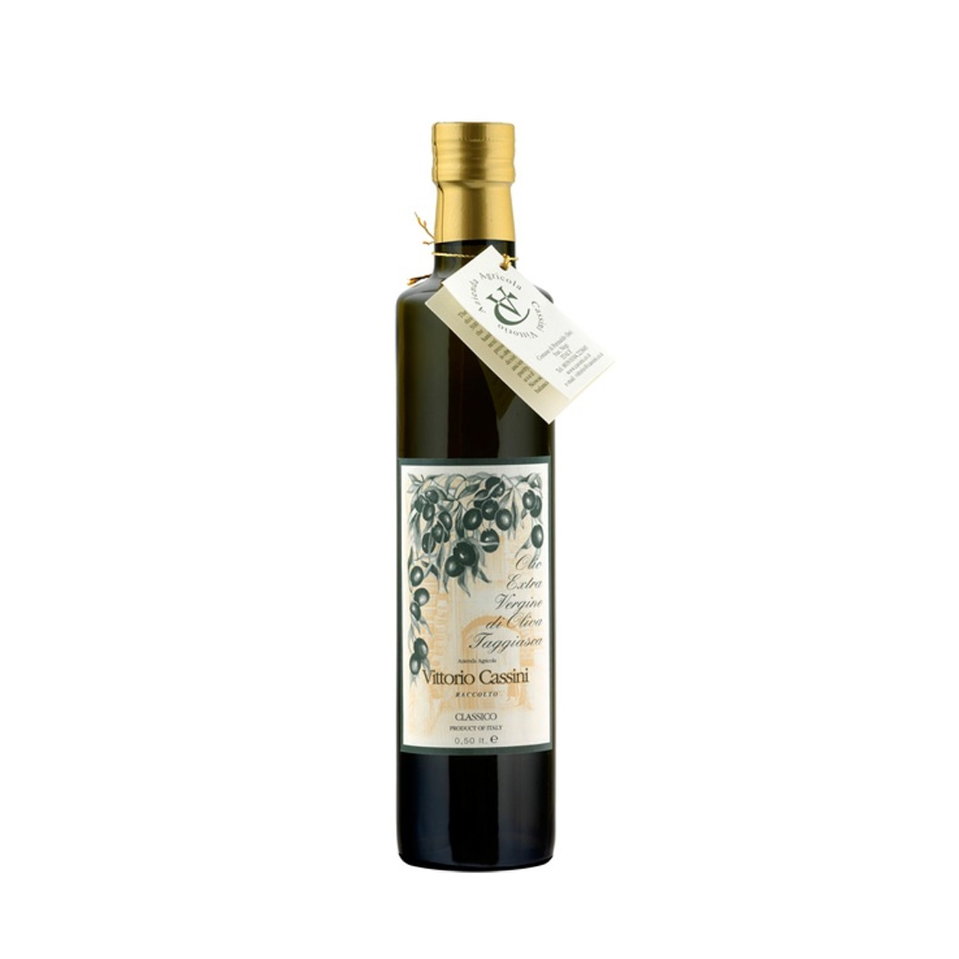 Classic Extra Virgin Olive Oil 16.9oz