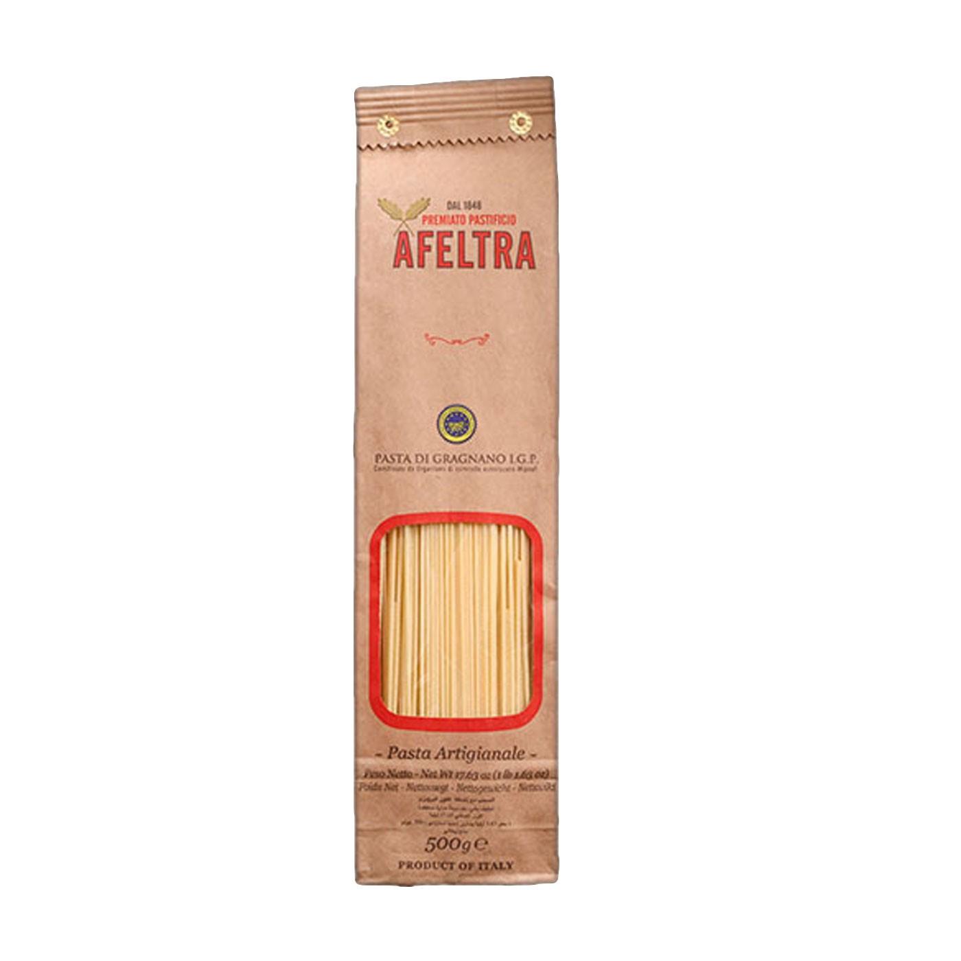 Spaghettini 17.6oz - Afeltra
