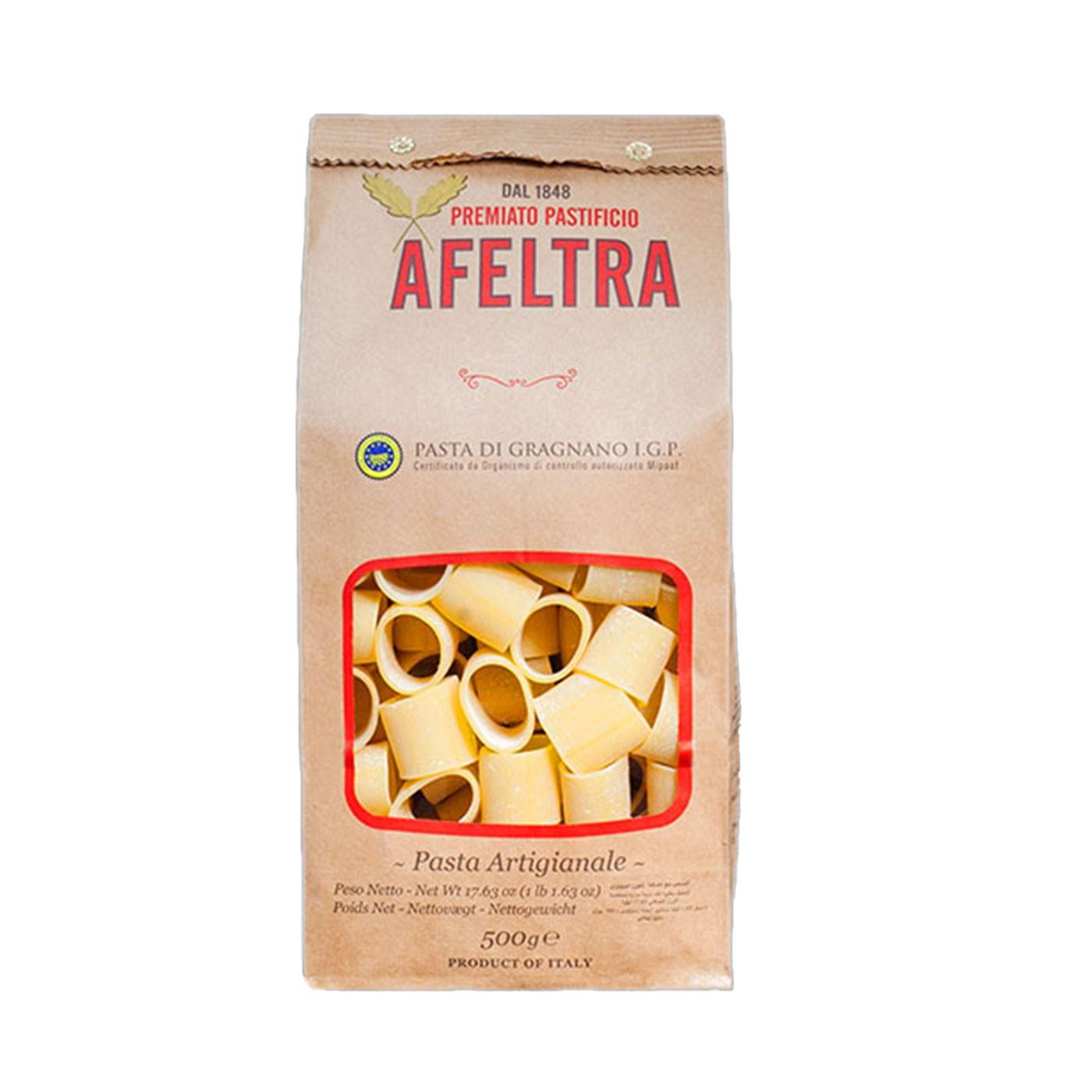 Mezzi Paccheri 17.6 oz - Afeltra