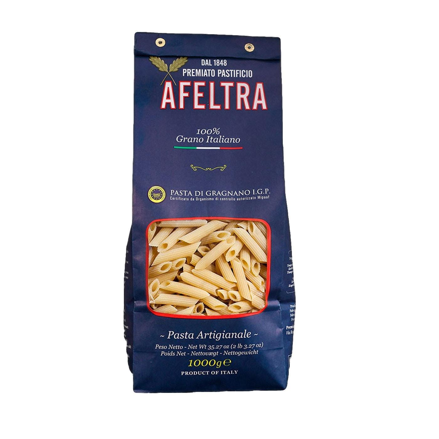 100% Italian Grain Penne Rigate 35.3oz - Afeltra