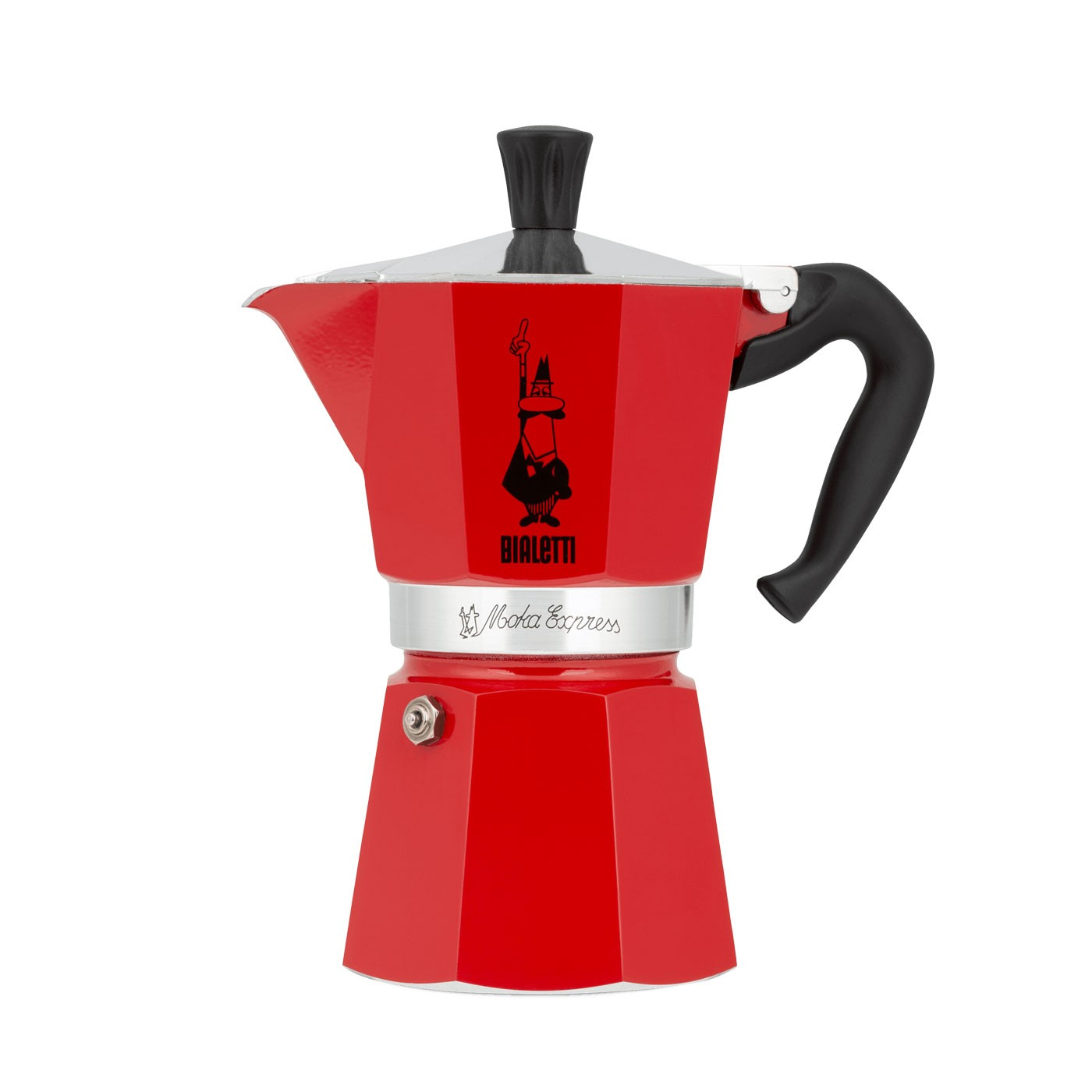 Red Moka Espresso - 6 cups