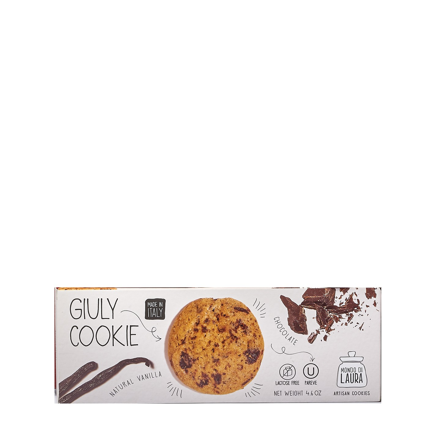 Chocolate & Vanilla Giuly Cookies 4.6 oz