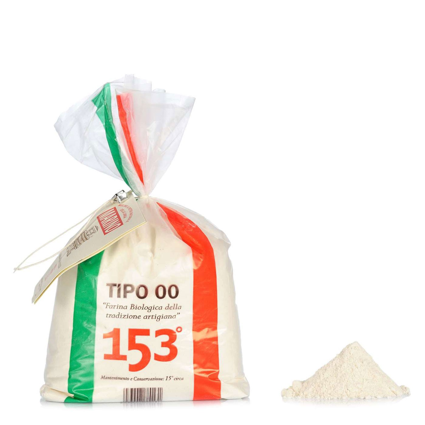 Organic Type 00 Wheat Flour 35.3 oz