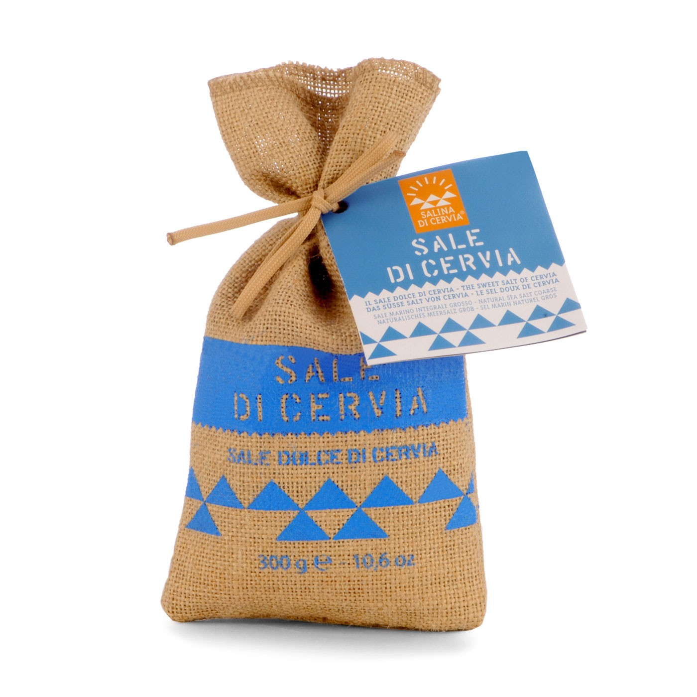 Sea Salt in Juta Bag 10.58 oz