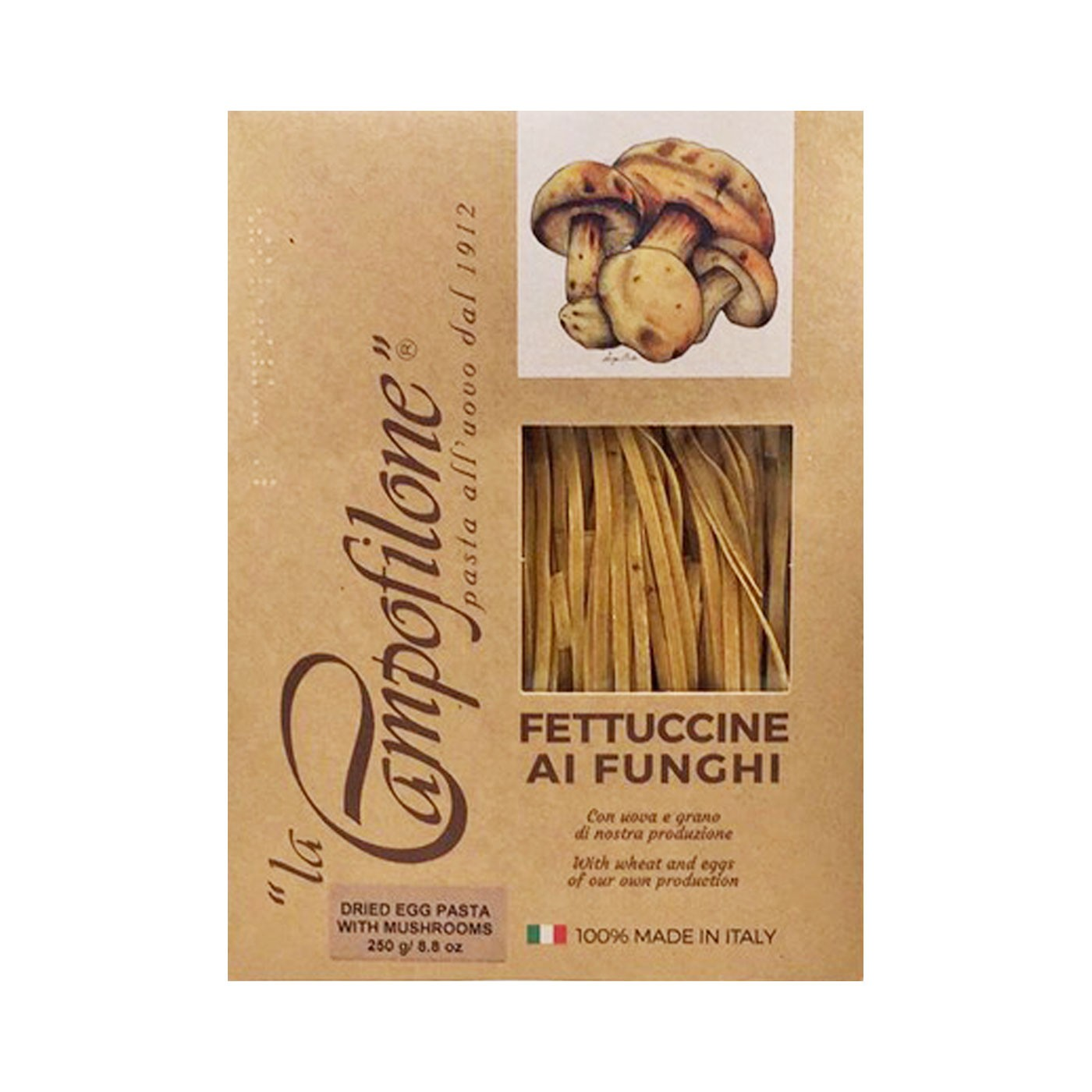 Fettuccine with Mushrooms 8.8oz