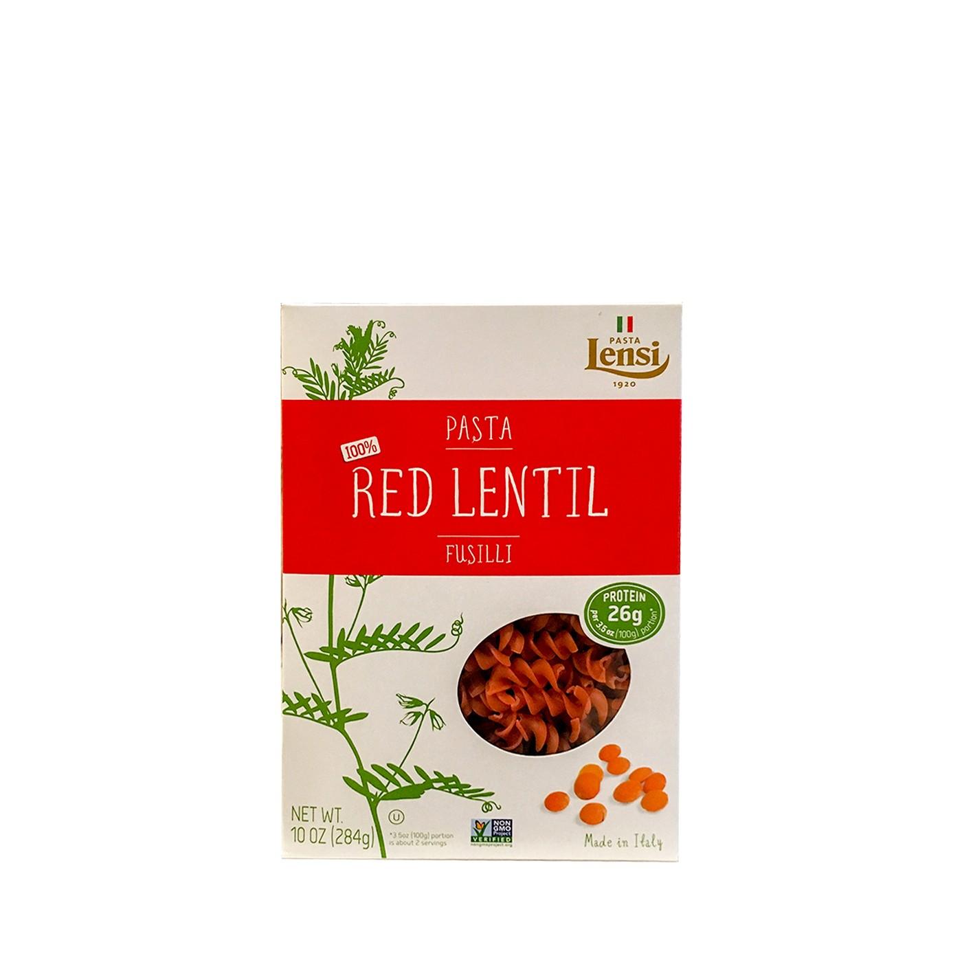 Red-Lentil Fusilli 10 oz