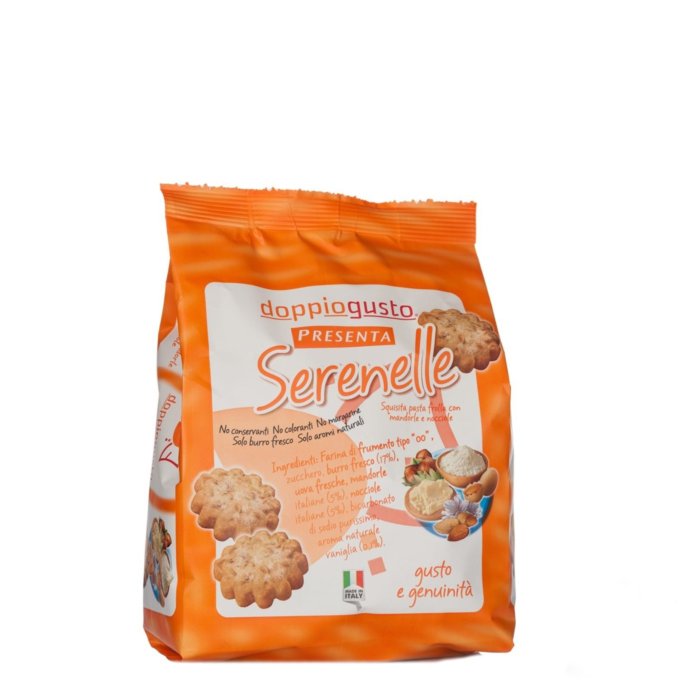 Almond Hazelnut Cookies 7.05oz
