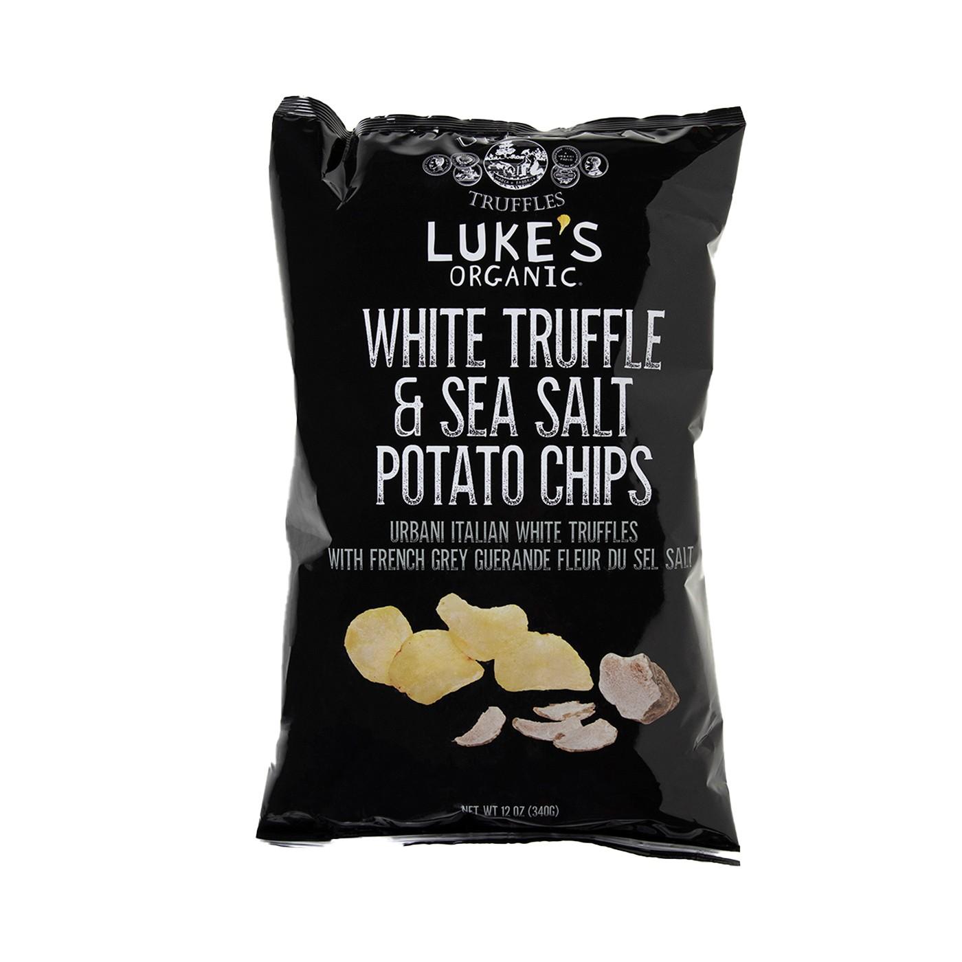 White Truffle Chips 12 oz