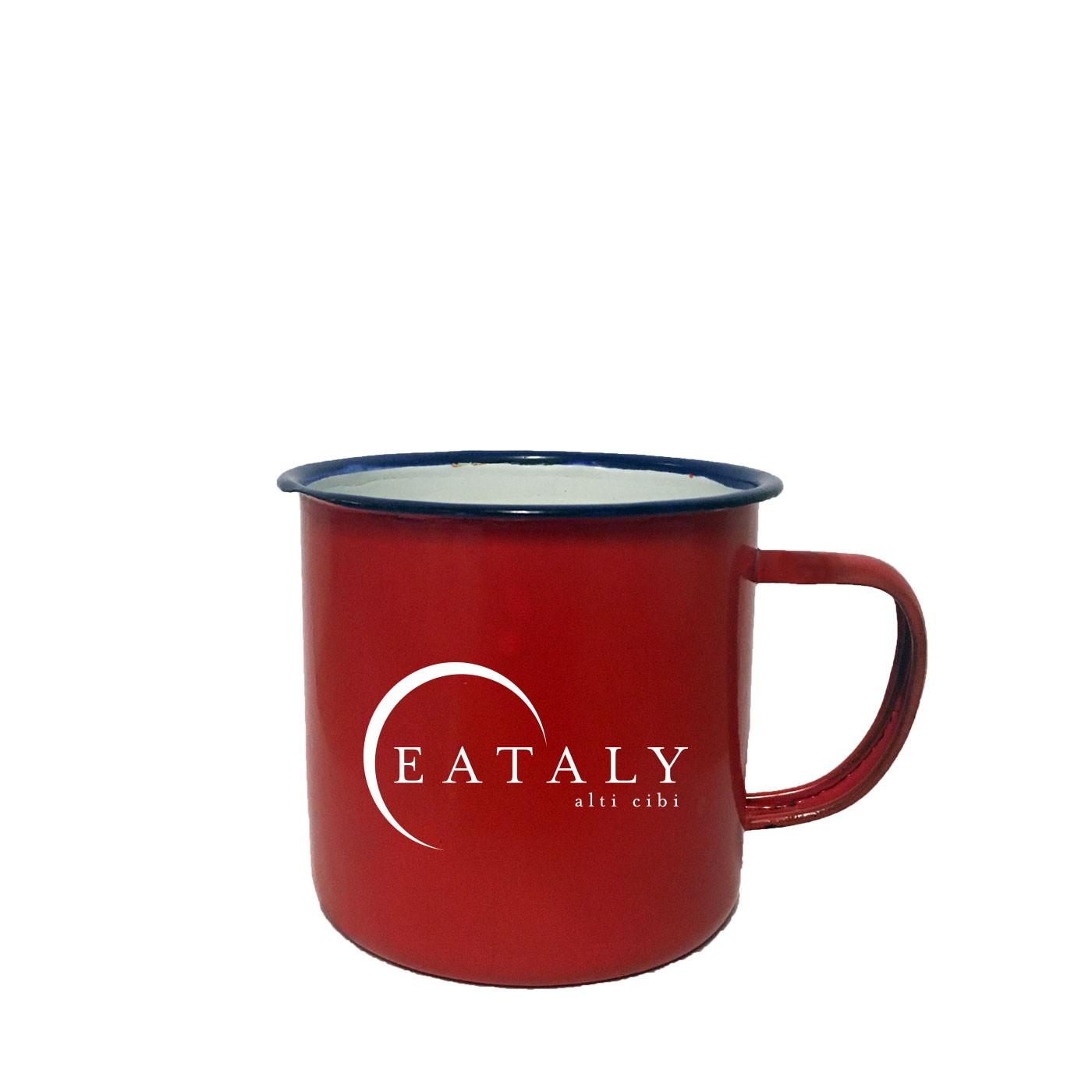 Red Eataly Logo Mug