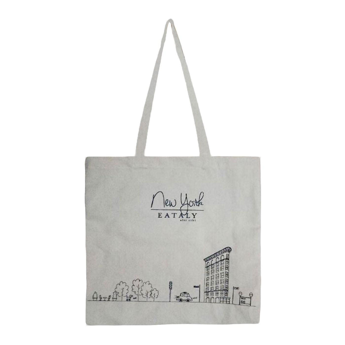 Eataly Flatiron Canvas Bag