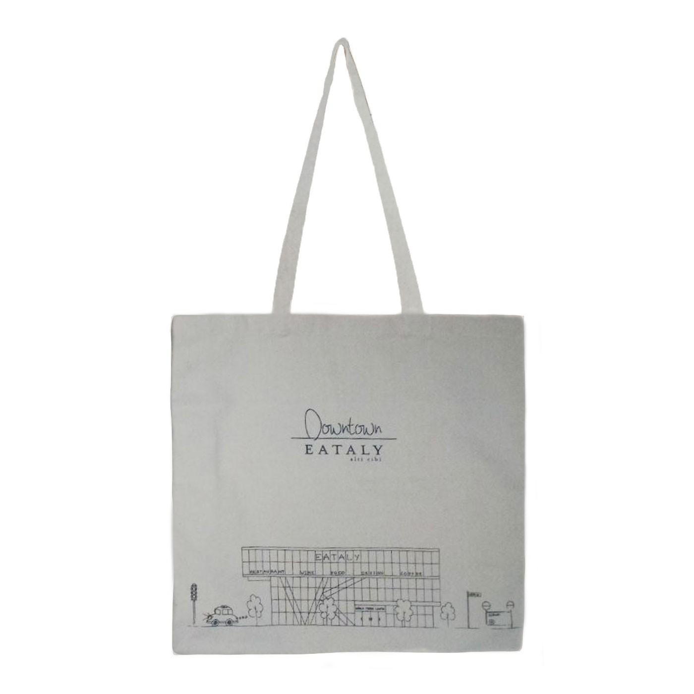 Eataly Downtown Canvas Bag