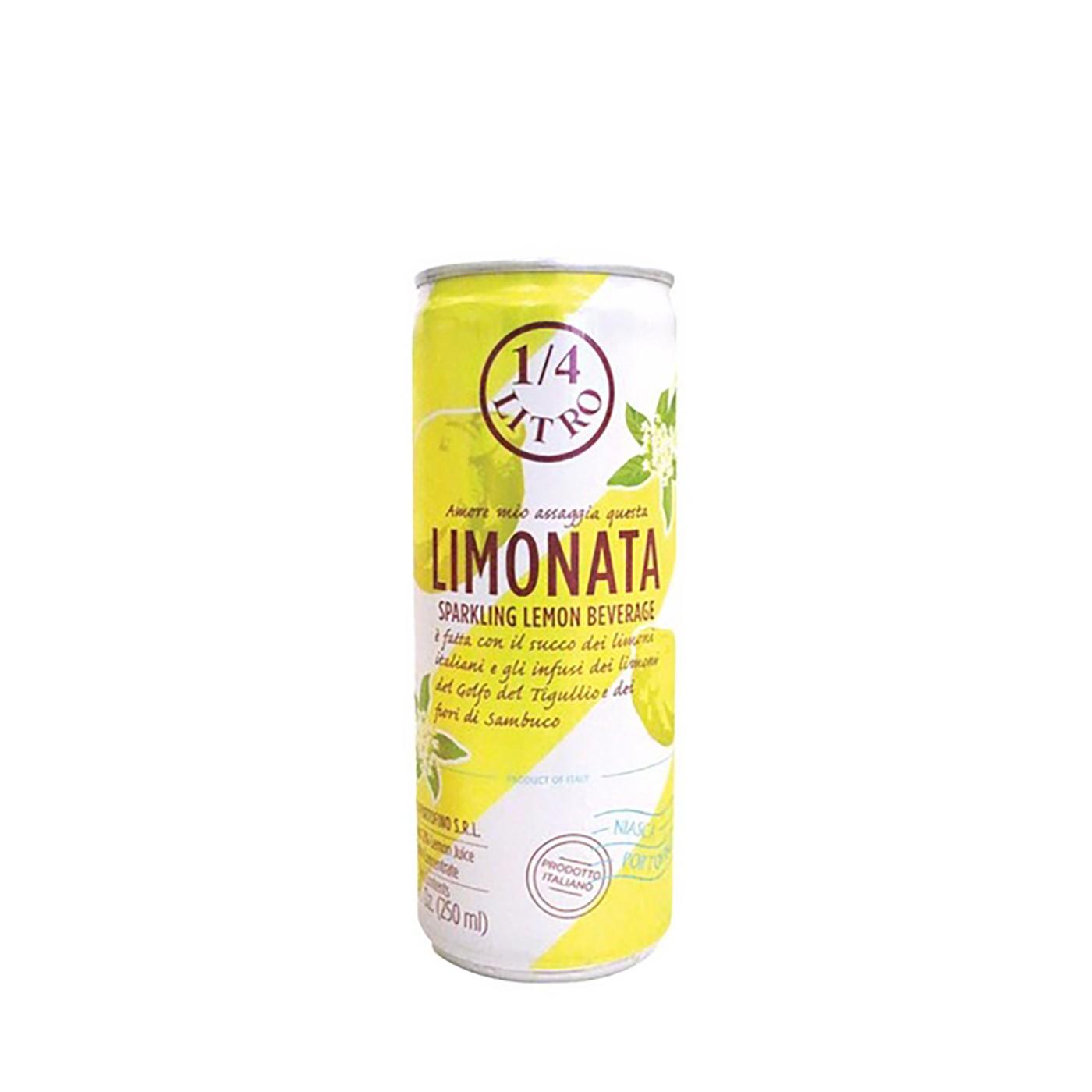 Sparkling Lemonade Can 8.45 oz