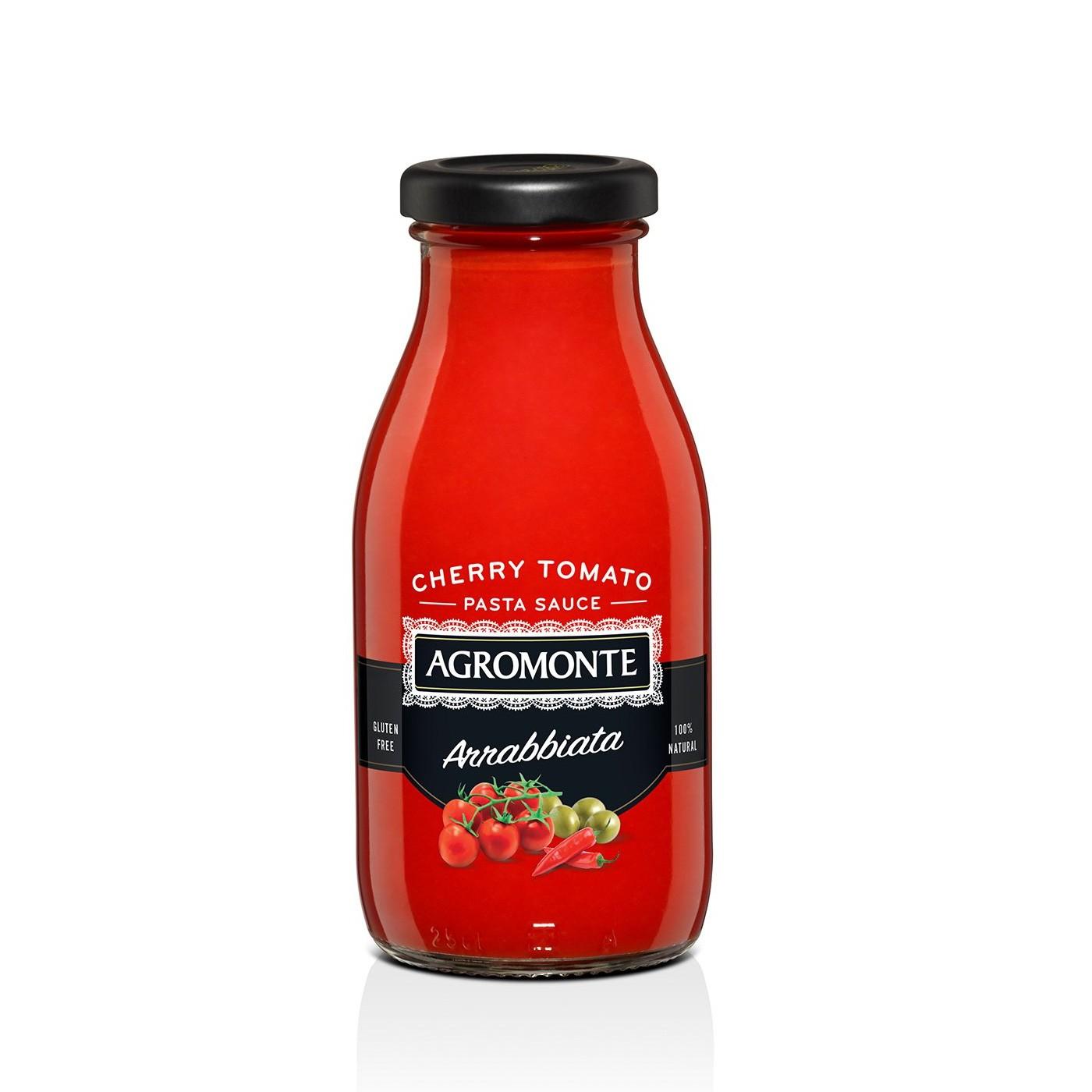 Cherry Tomato Arrabbiata Sauce 9 oz