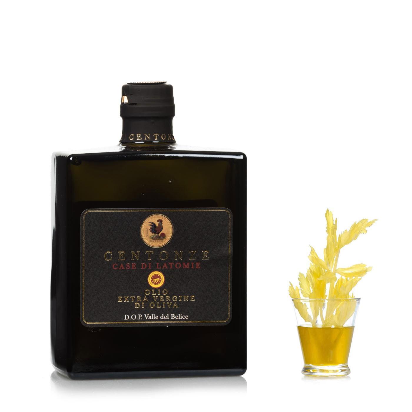 Organic Extra Virgin Olive Oil Valle del Belice DOP Monocultivar 16.9 oz
