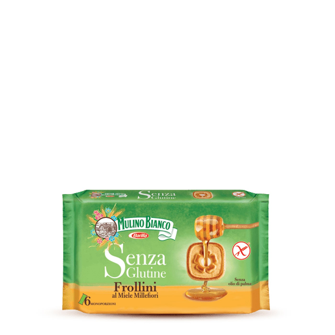 Gluten-Free Frollini Cookies 8.8 oz