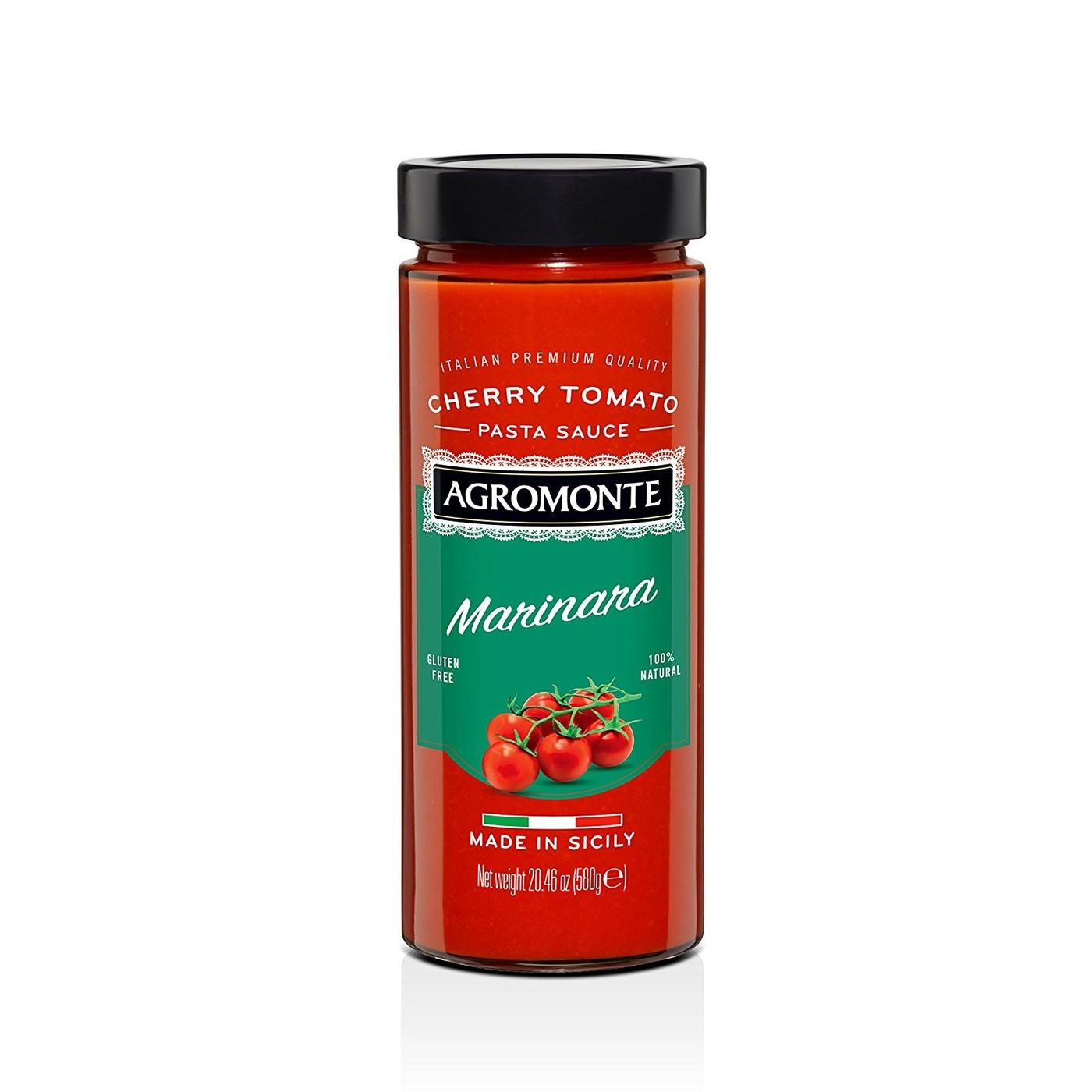 Cherry Tomato Marinara Sauce 20 oz