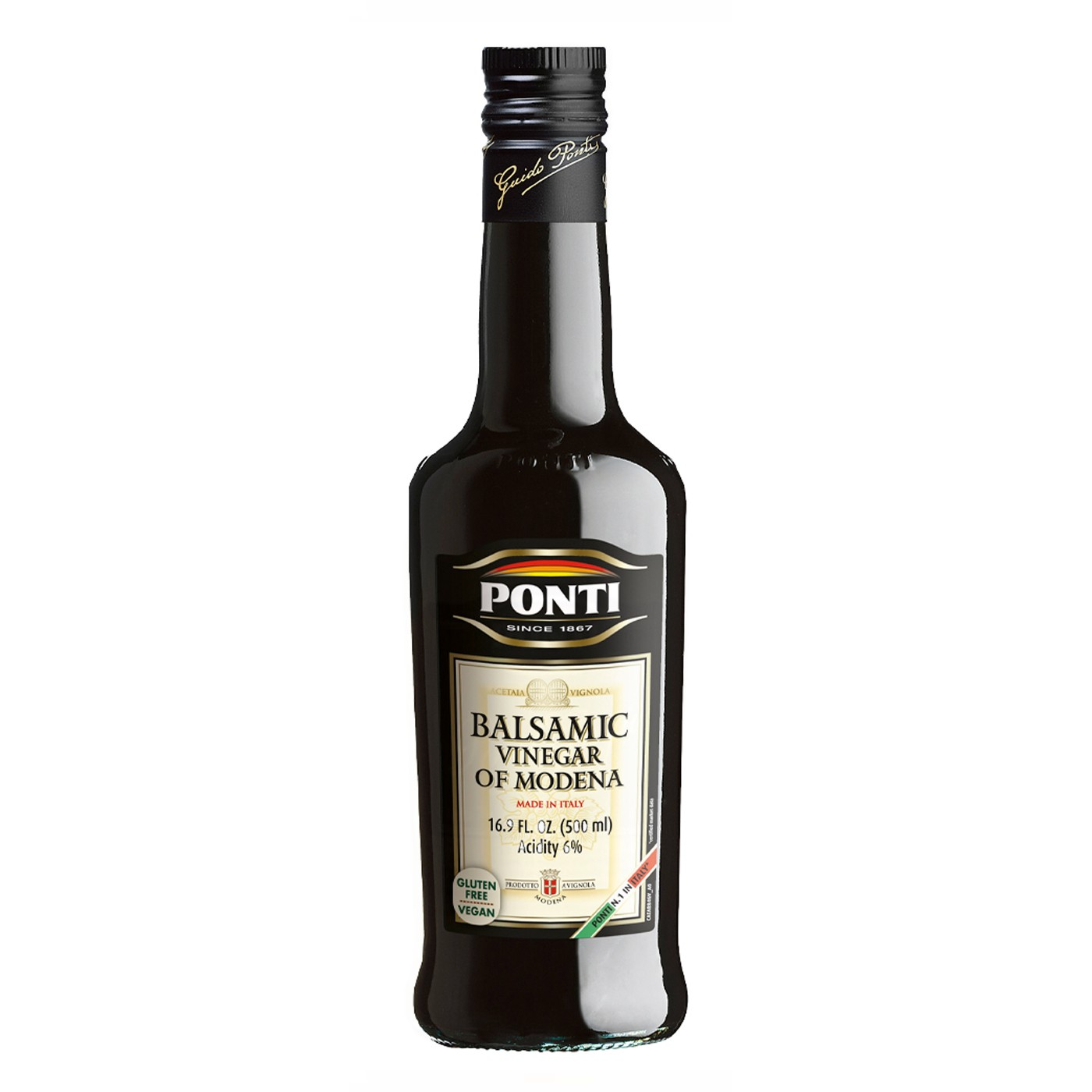Organic Balsamic Vinegar from Modena 16 oz
