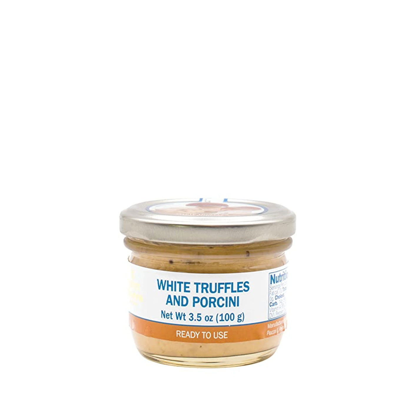 White Truffle and Porcini Mushroom Sauce 3.5 oz - La Morra | Eataly.com
