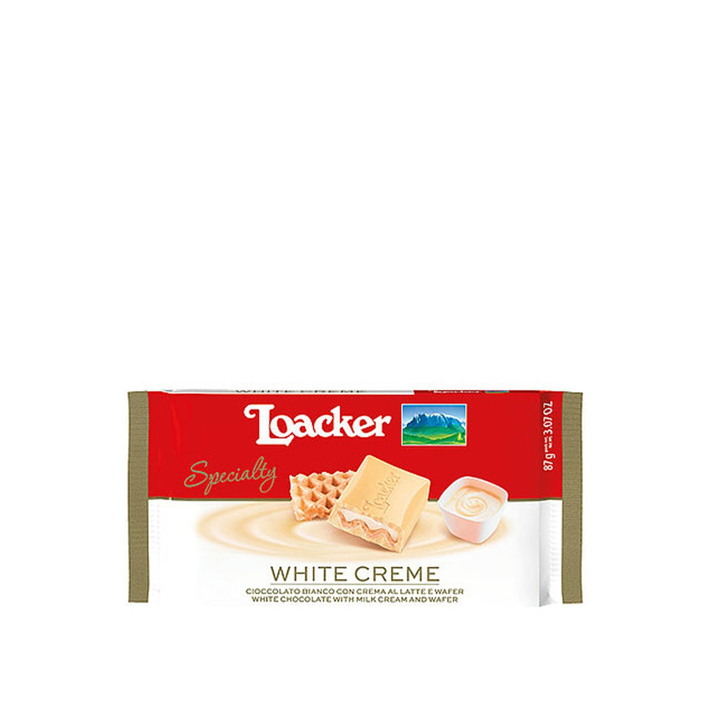 White Chocolate Bar 1.94 oz