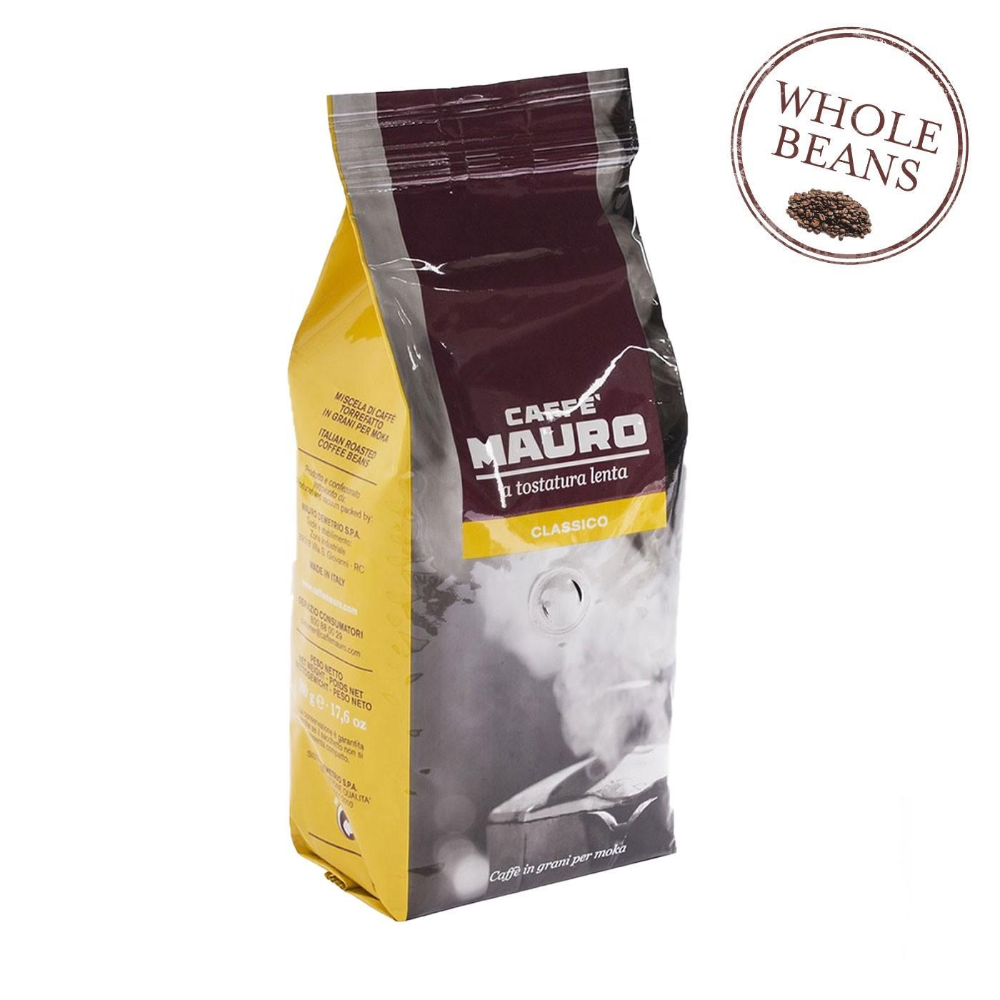 Classico Whole Coffee Beans 17.6 oz