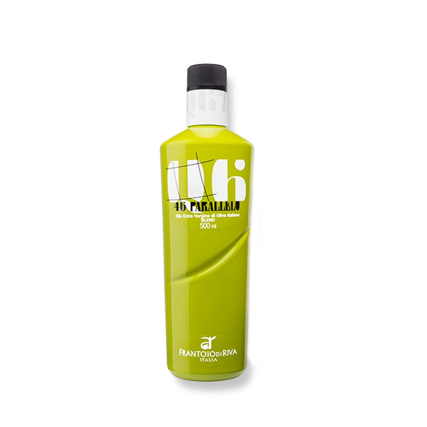 46° Parallelo Extra Virgin Olive Oil 16.9 oz - Frantoio di Riva
