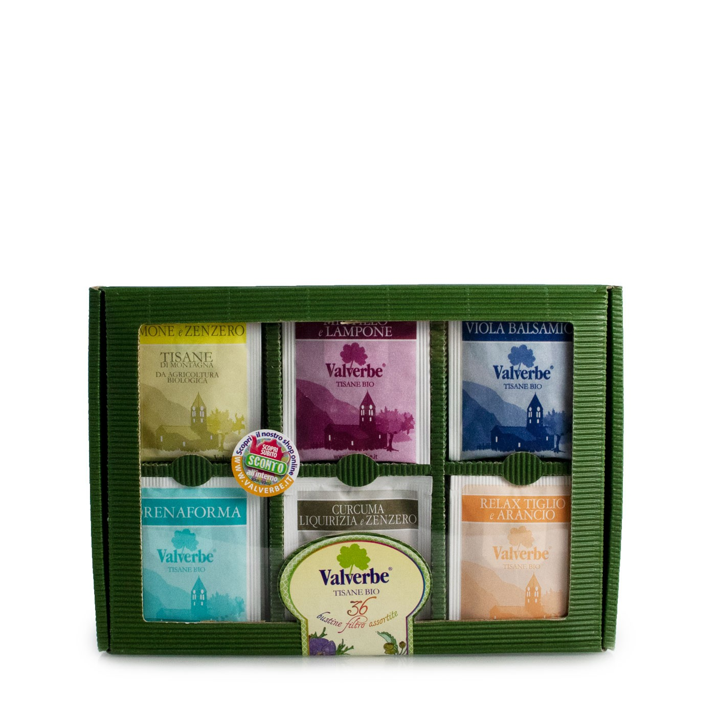 Organic Herbal Mixed Teas