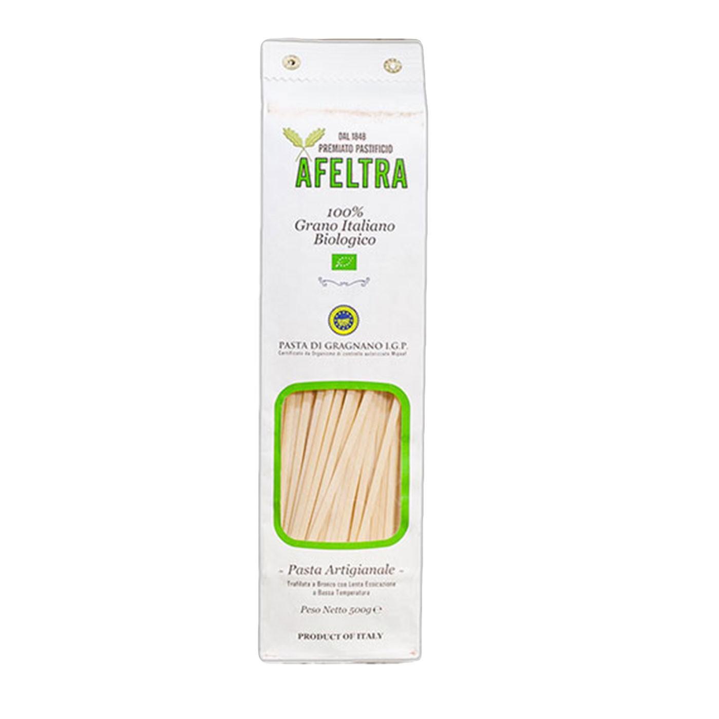 Organic Linguine 17.6 oz - Afeltra