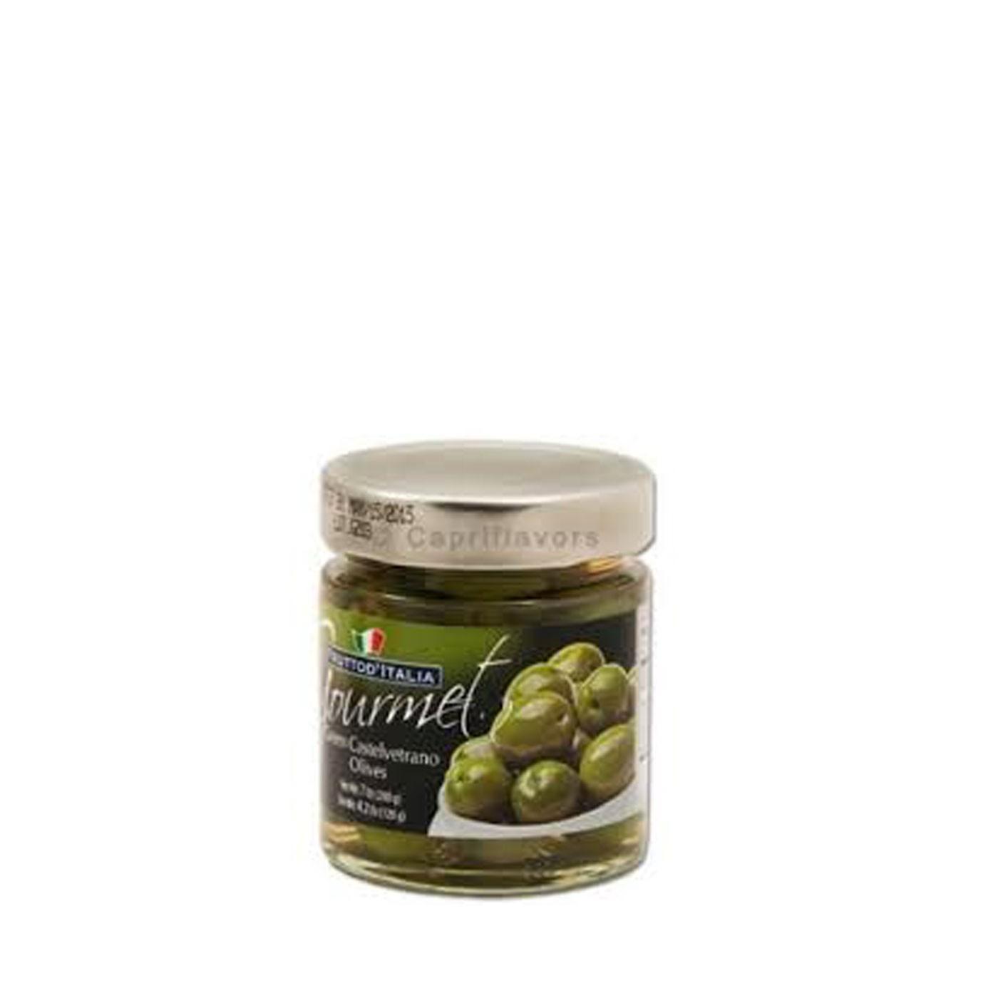 Green Castelvetrano Olives 6.7 oz