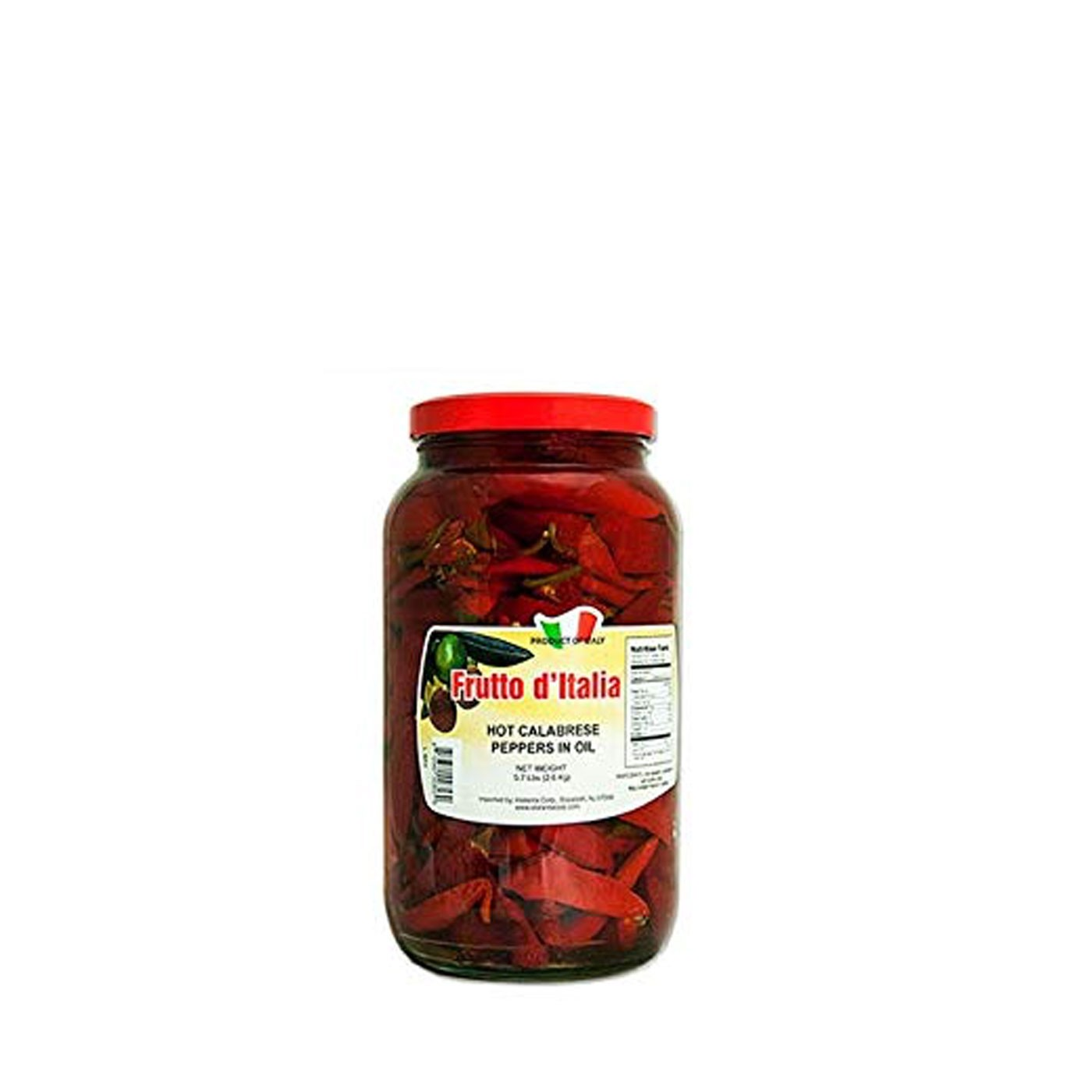 Hot Calabrese Peppers 9.17 oz