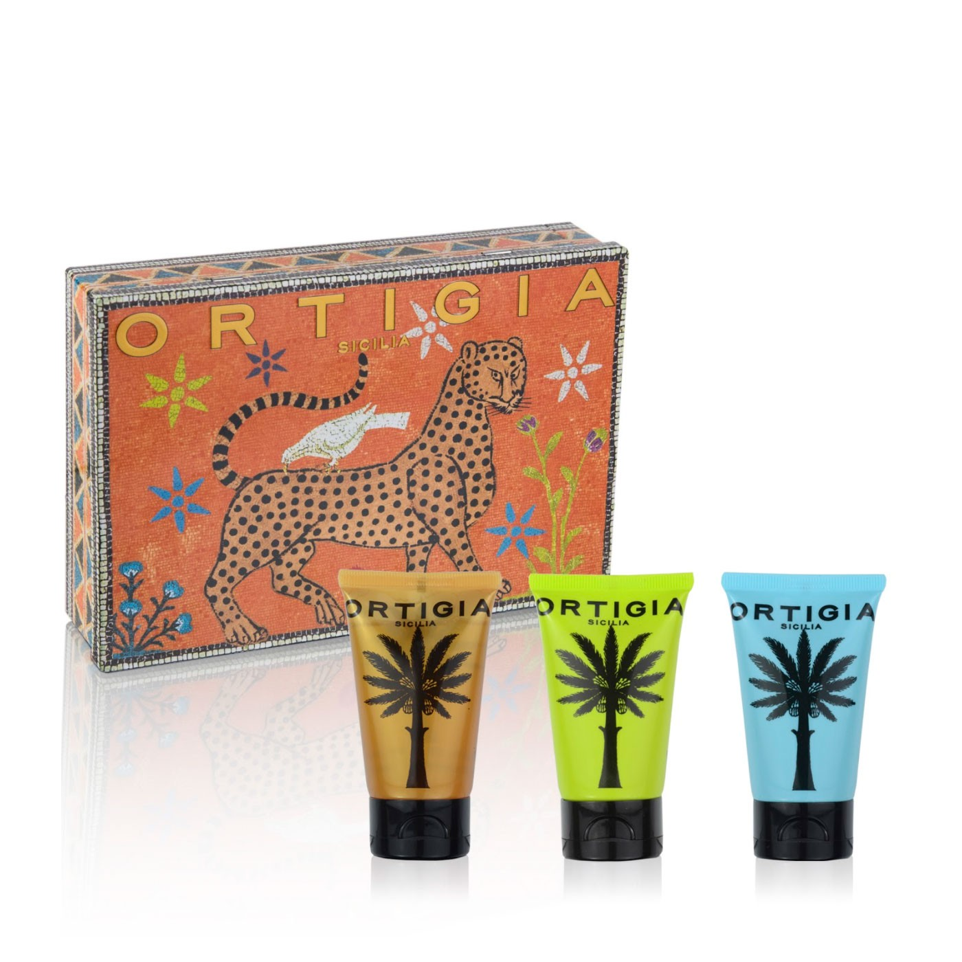Assorted Hand Cream in Tin - Set of 3