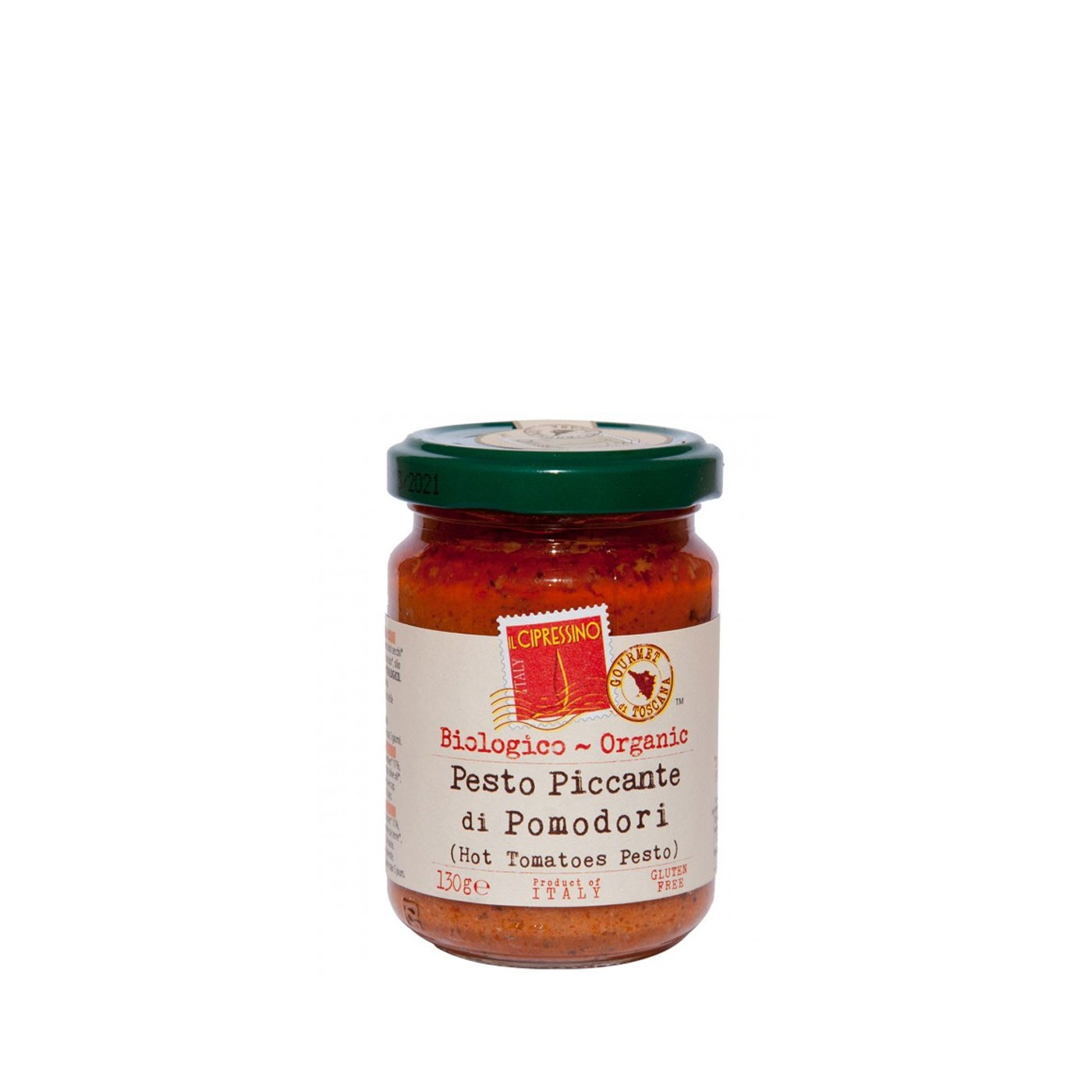 Spicy Pesto Tomato 4.6oz