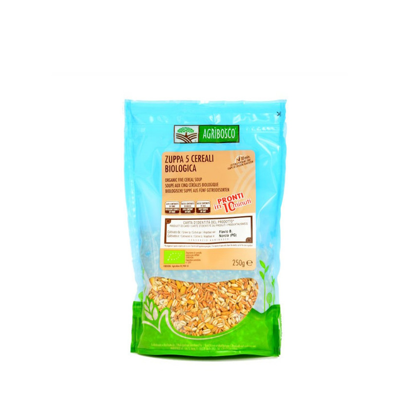 Khorsan Wheat with Oats & Lentils 8 oz