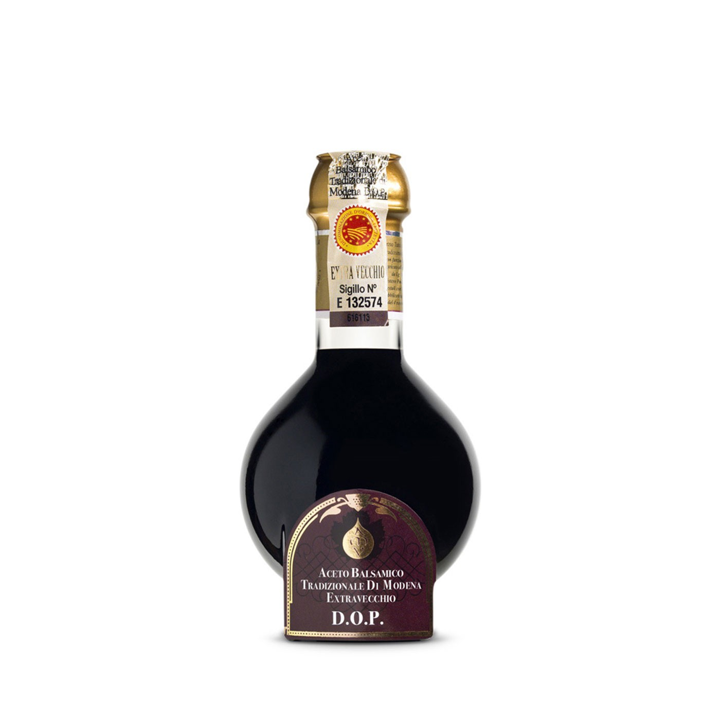 Traditional Balsamic Vinegar of Modena DOP Aged 25+ years Gold 3.4 oz - Acetomodena | Eataly.com