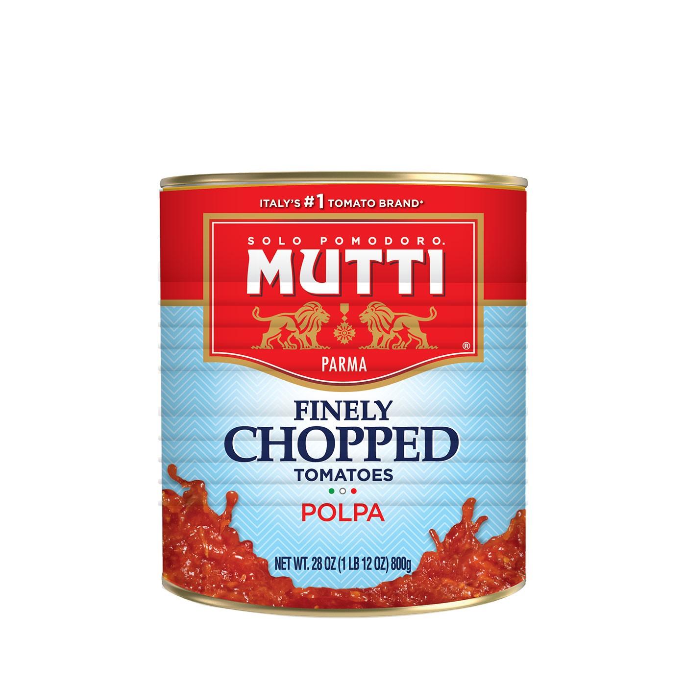Polpa di Pomodoro 28oz - Mutti | Eataly.com