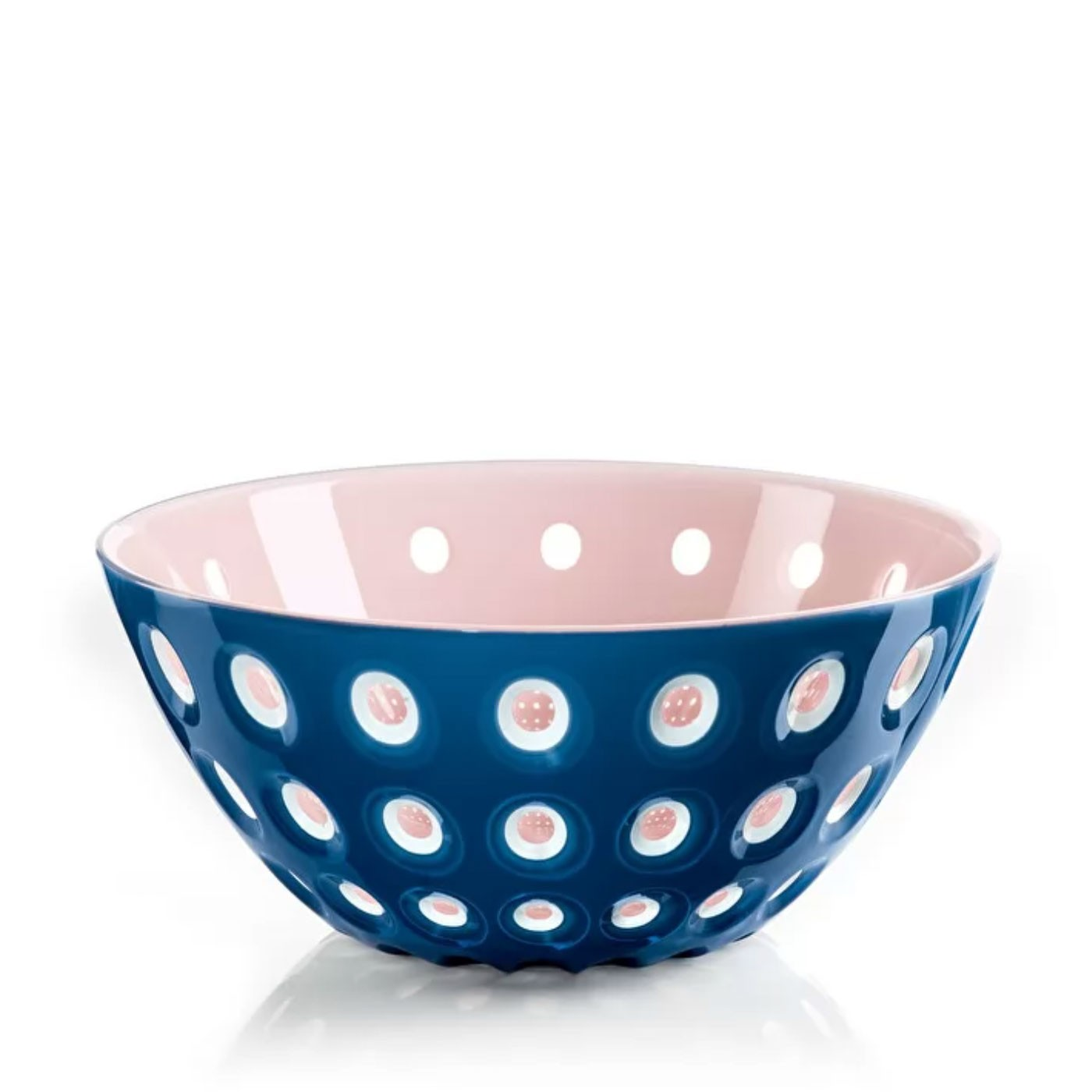 Le Murrine Bowl - Pink and Blue