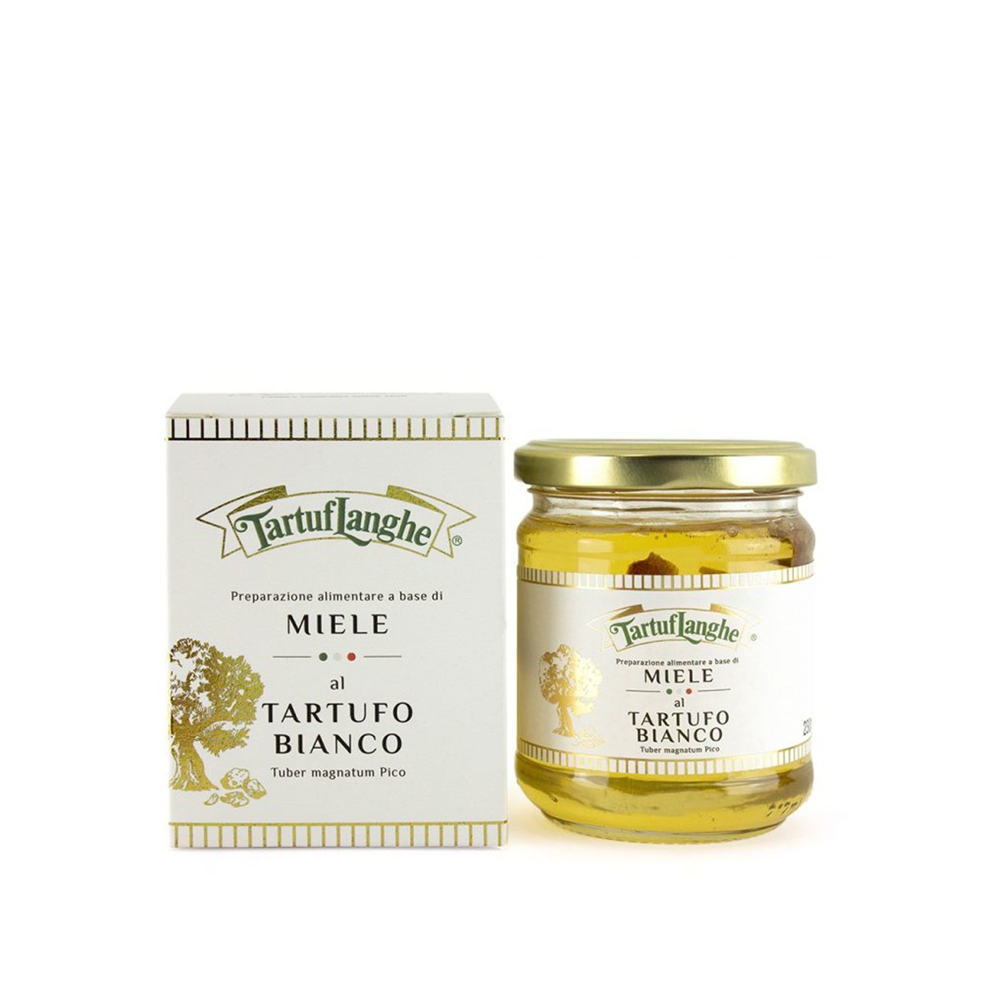 Acacia Honey with White Truffle Slices 9.17oz