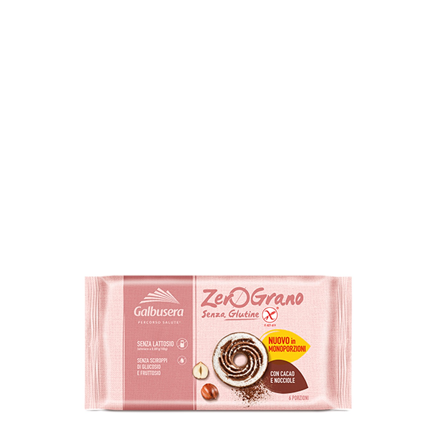 Gluten-free Cocoa and Hazelnut Cookies 7.76oz
