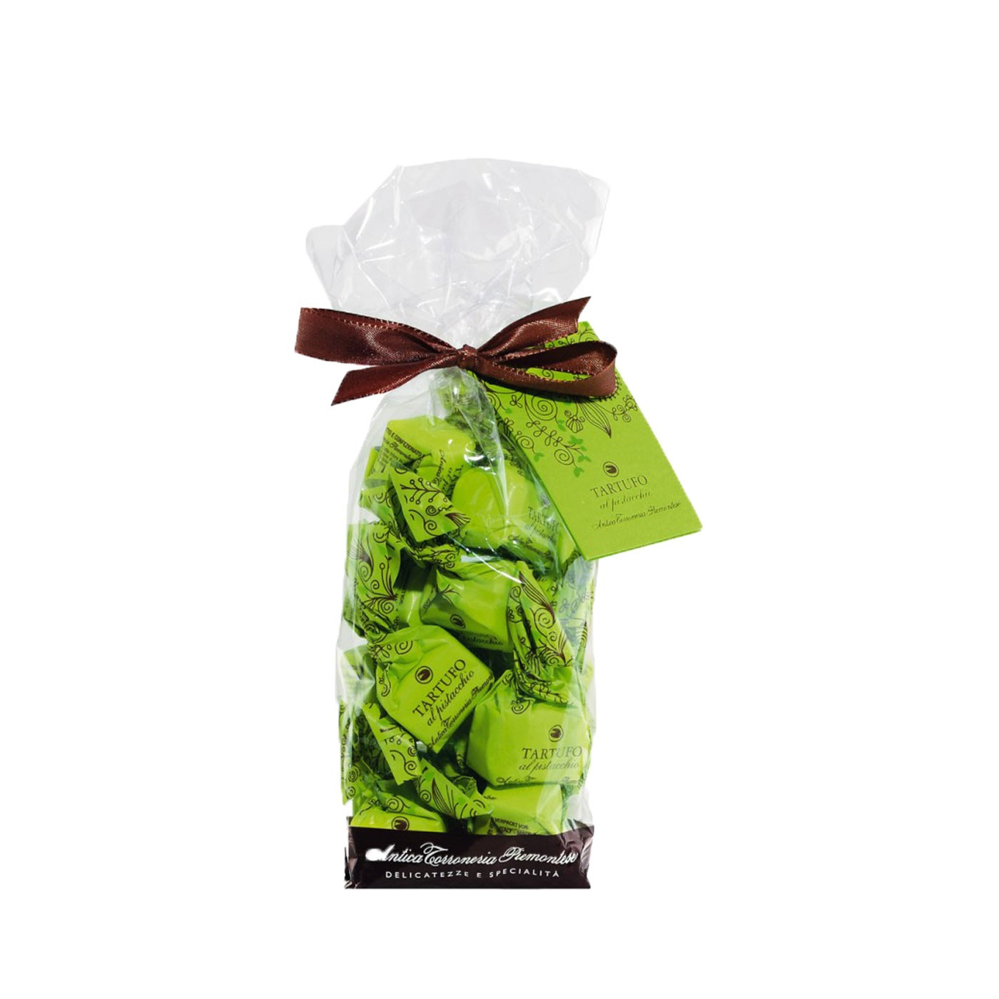 Sweet Chocolate and Pistachio Truffles 7 oz