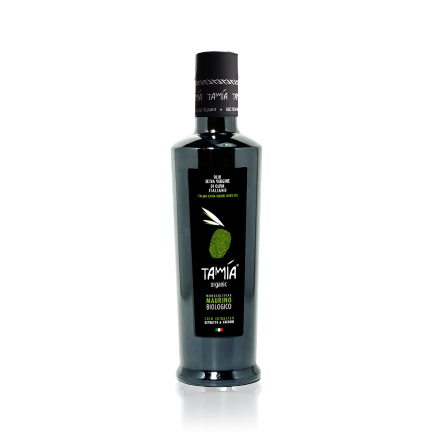 Maurino Monocultivar Organic Extra Virgin Olive Oil 16.9 oz - Tamia
