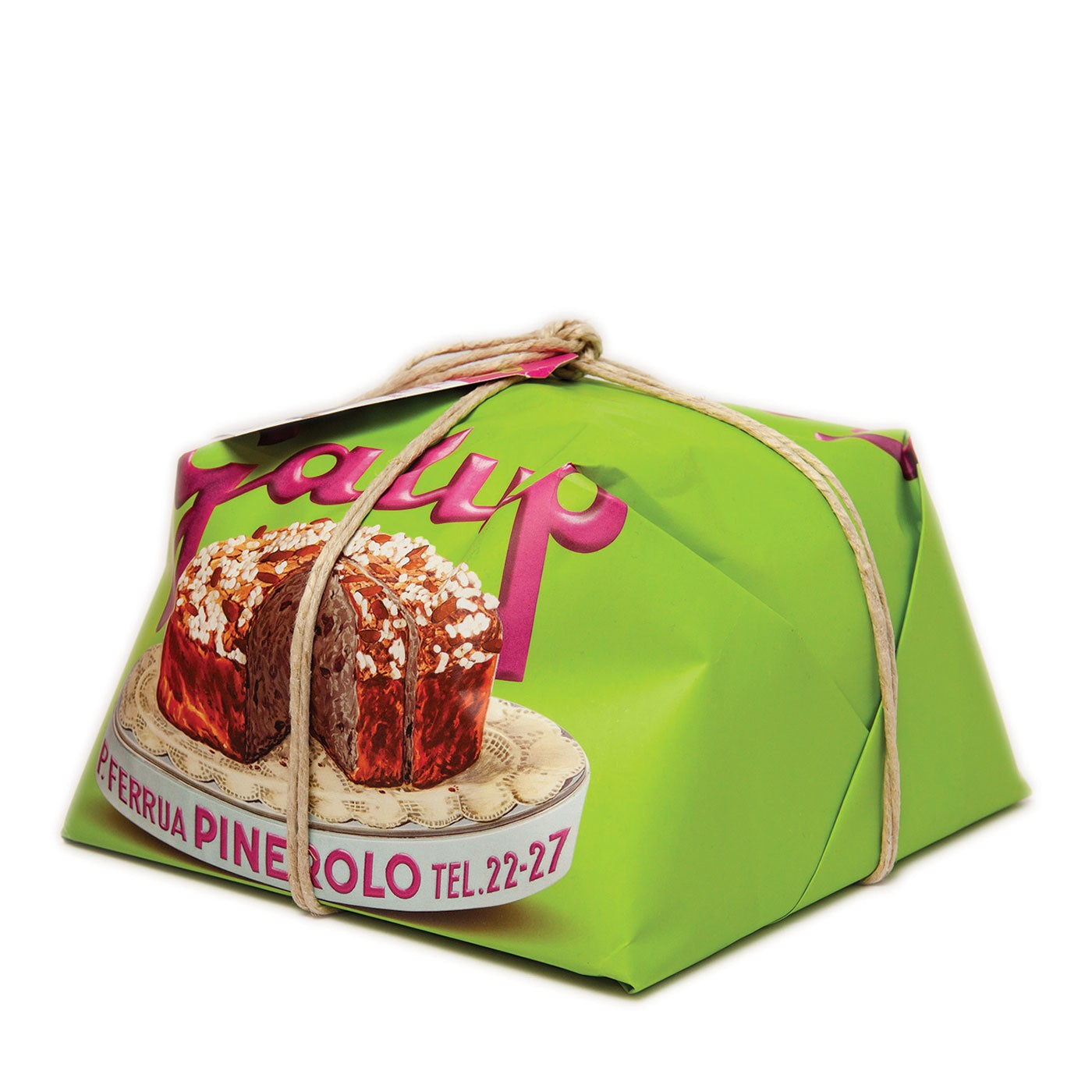 Pear and Chocolate Panettone 26.4 oz