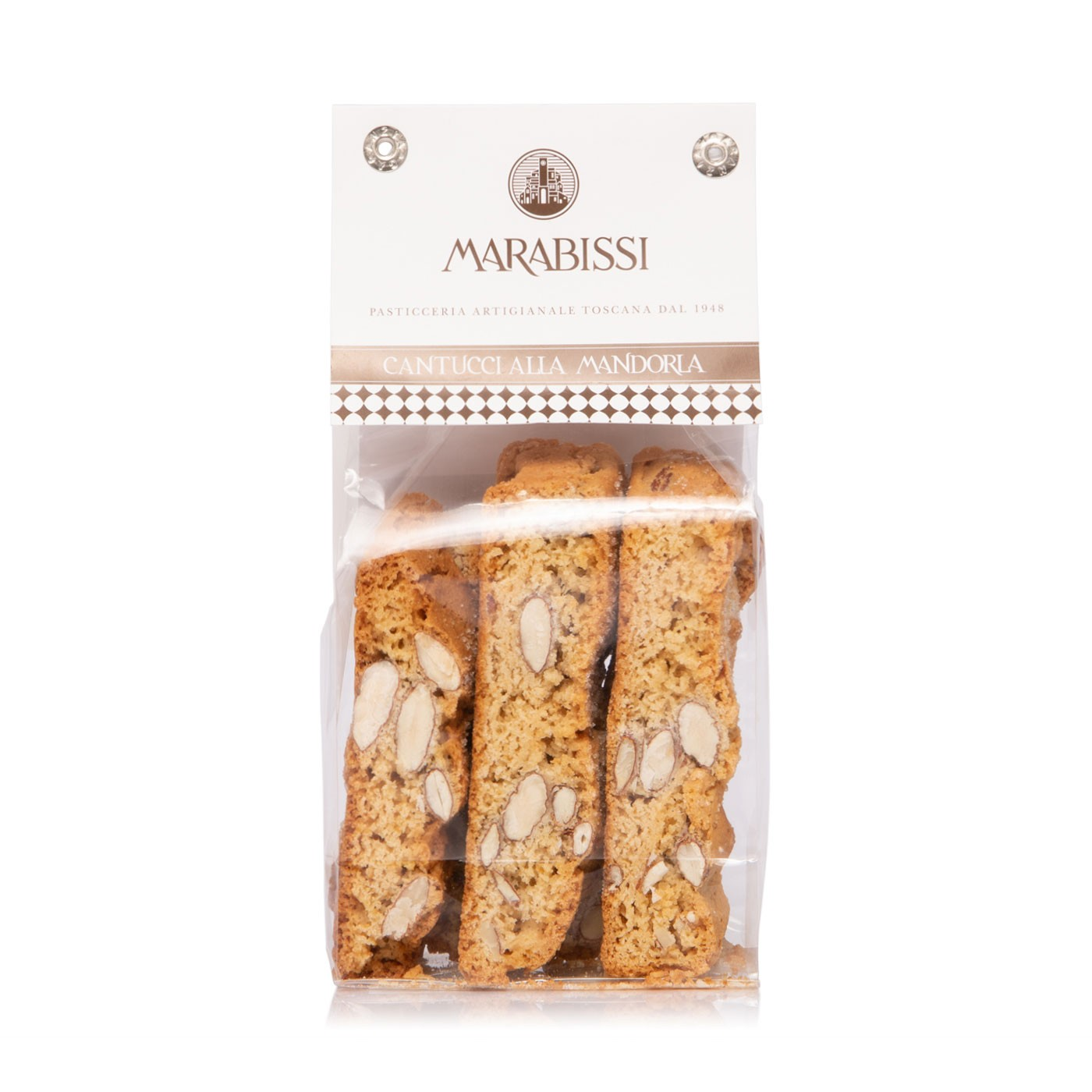 Almond Cantucci Cookies 4.2 oz